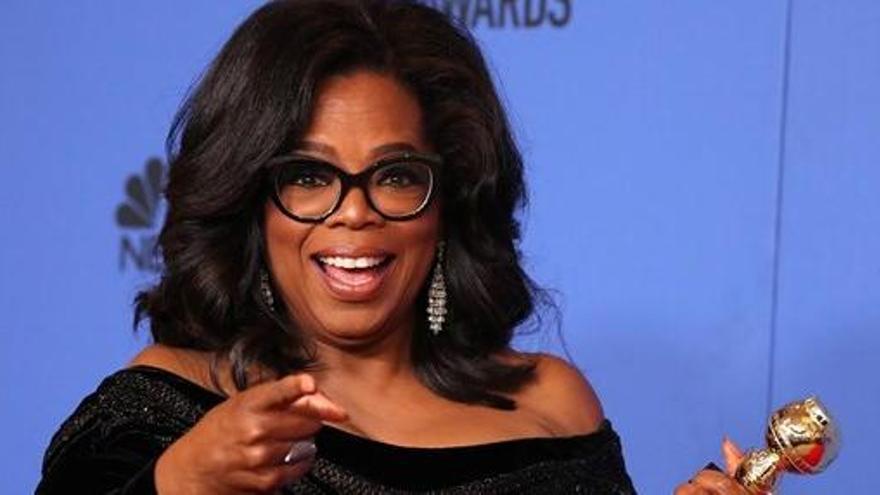 Trump reta a Oprah Winfrey a presentarse a las elecciones