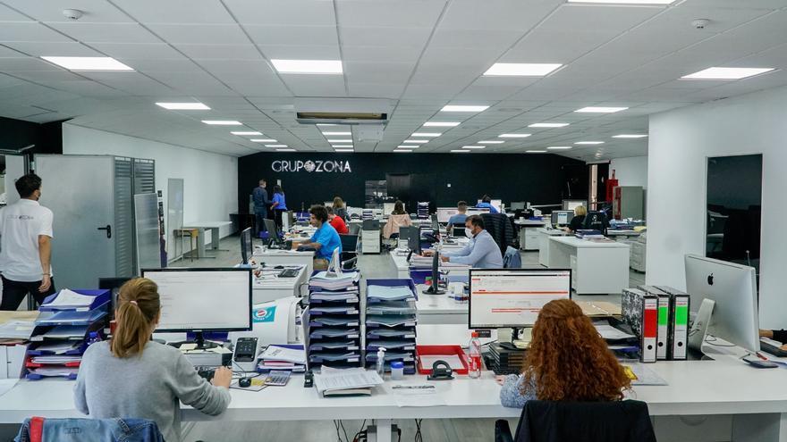 La creación de sociedades en Castellón sube un 11% en el primer trimestre