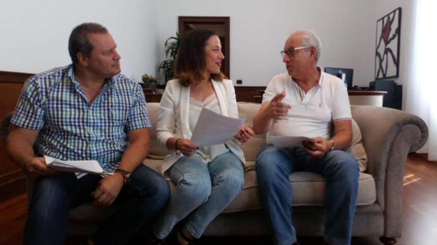 Colectivos vecinales del Suroeste trasladan sus demandas a Hernández