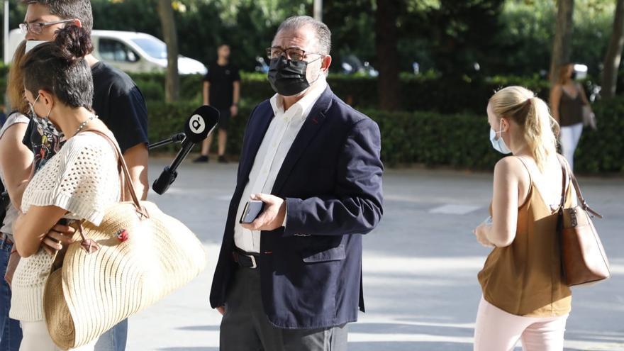 El exconseller Fernando Castelló y el presunto testaferro de Zaplana se niegan a declarar ante los investigadores del caso Erial