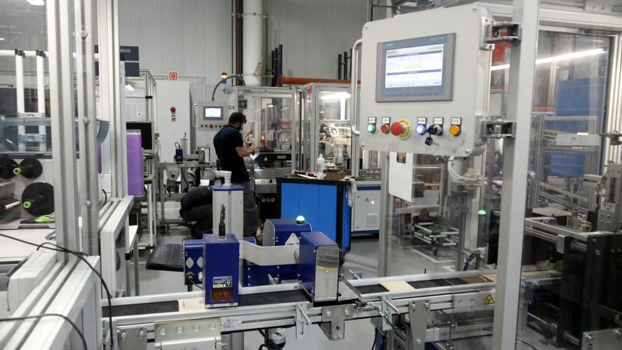 Simon inverteix 15 milions d'euros a la fàbrica d'Olot per convertir-la en referent mundial