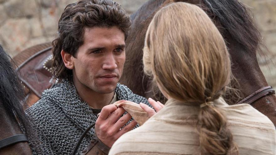 """Lorente busca """"dar valor al ser humano"""" escondido tras la figura de 'El Cid'"""