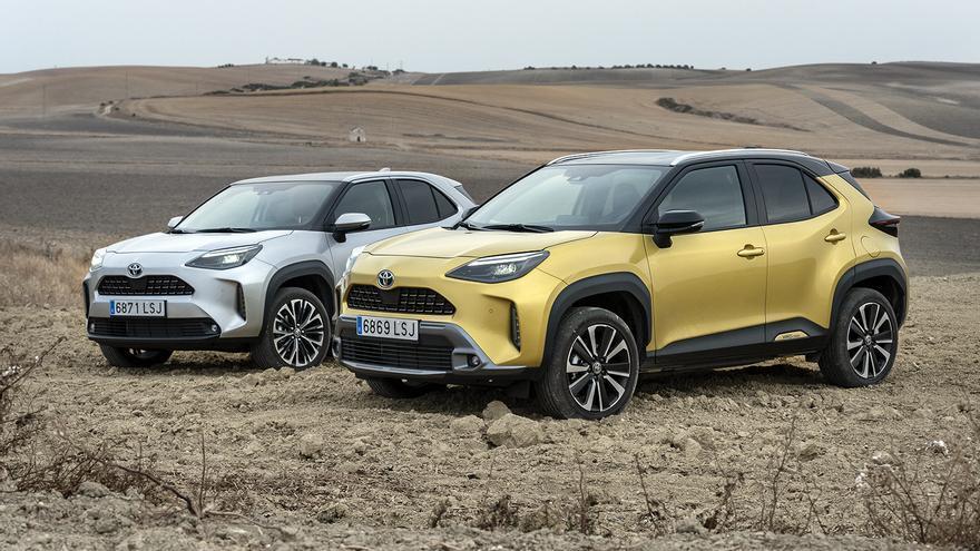Toyota Yaris Cross, el arma secreta para dominar el segmento SUV en Europa