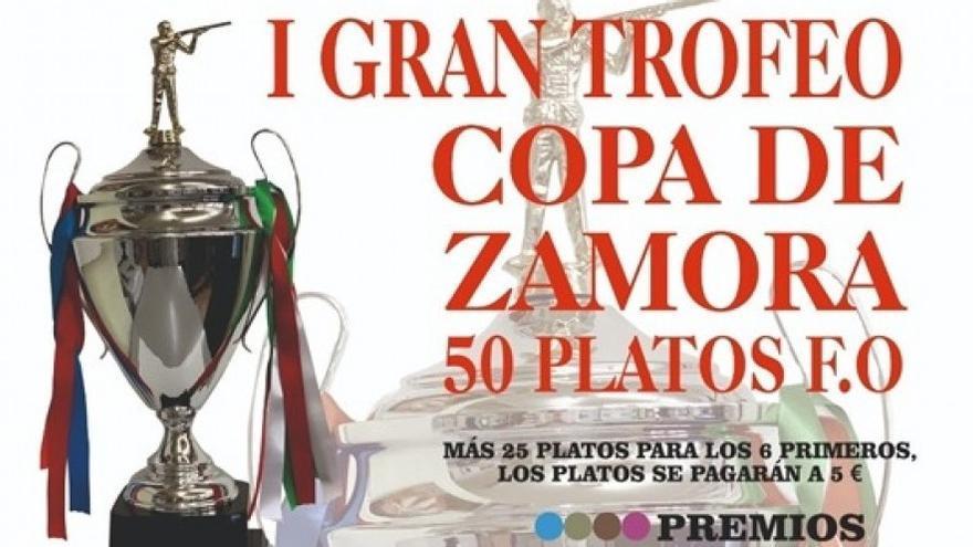Tiro al plato: Villalcampo acoge el primer gran trofeo Copa de Zamora