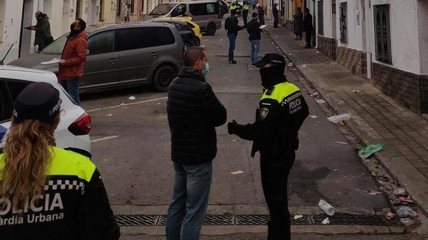 Un operatiu al Culubret de Figueres permet descobrir 17 habitatges amb el llum punxat