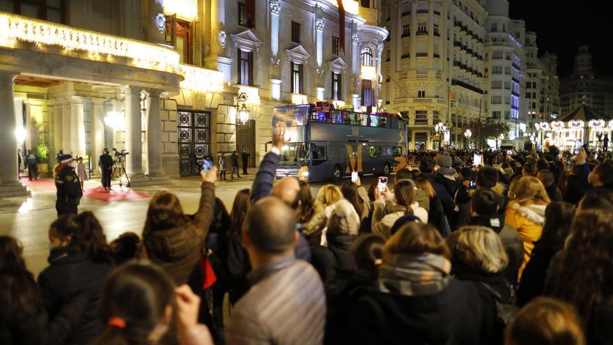 Las críticas por la cabalgata de València acaban en bronca política