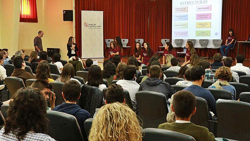 Los sindicatos de enseñanza de Zamora exigen más recursos en el Día Contra el Acoso Escolar