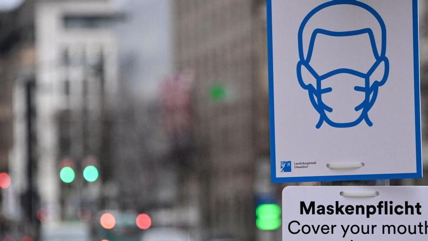 Alemania registra 11.897 nuevos contagios y 944 muertes por coronavirus