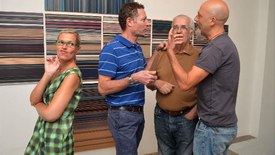 La Galería Saro León cumple 30 años