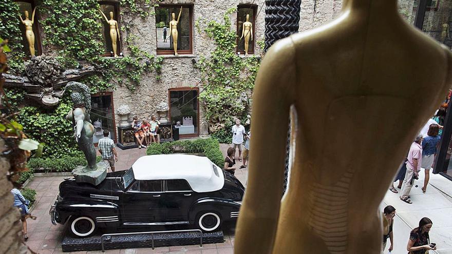 Els guardians de l'obra de Salvador Dalí