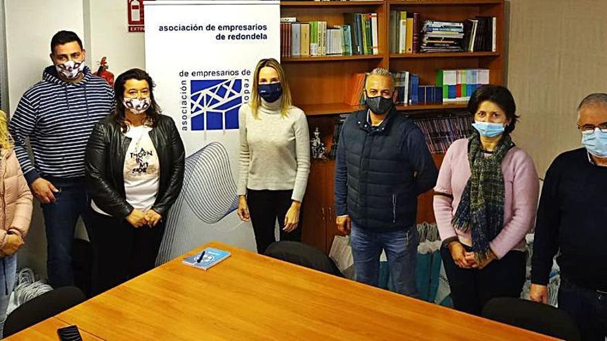 Los empresarios trasladan a la Xunta sus próximos proyectos