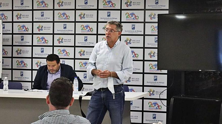 La APDM estrena Junta Directiva con Antonio Rengel de nuevo al  frente