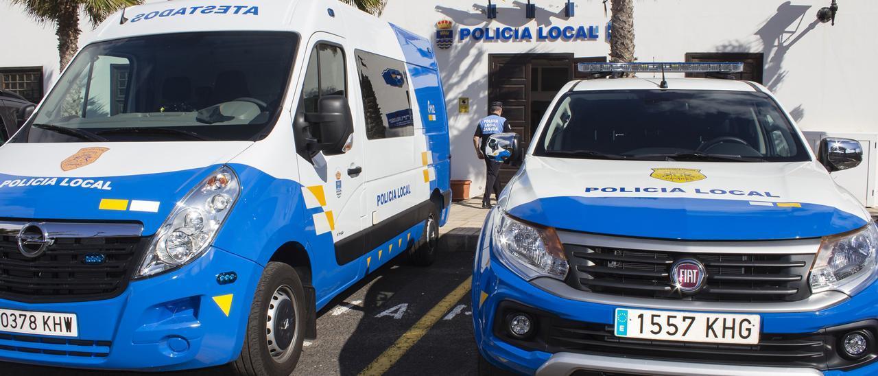 La Policía Local de Teguise no hará horas extras para denunciar su falta de medios