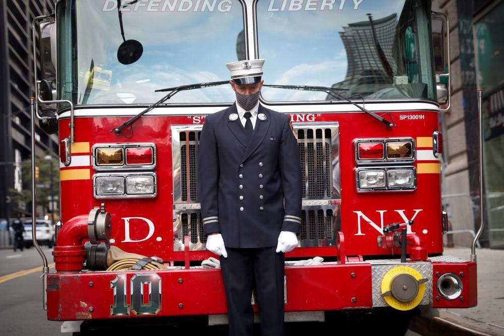 USA-SEPT11/NEW YORK