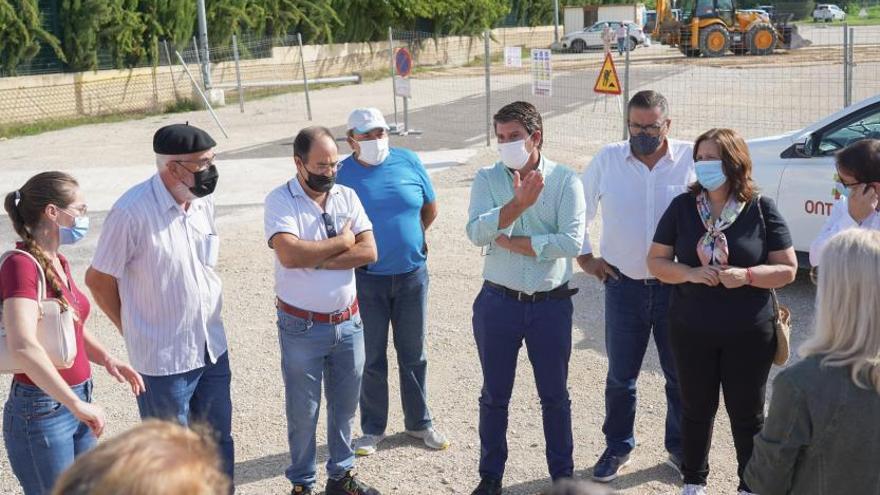 Un depósito de 5 millones de litros pondrá fin a las inundaciones en Benarrai