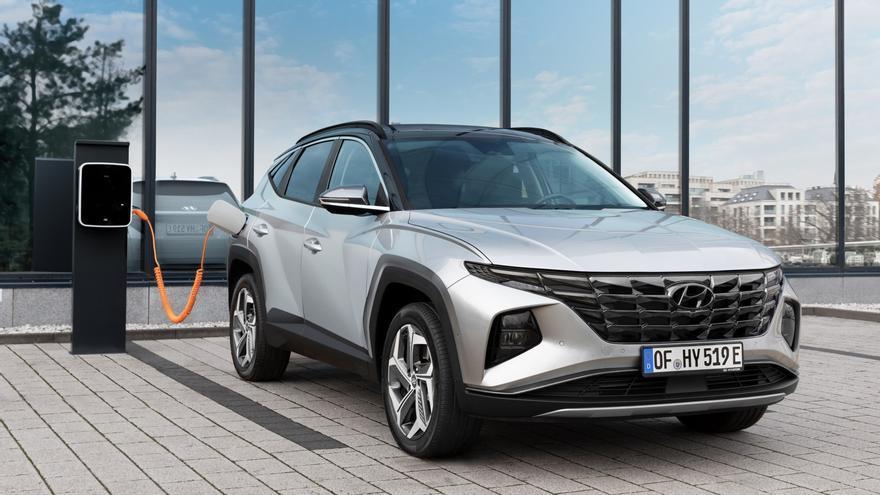 El nuevo Hyundai Tucson Híbrido Enchufable, desde 31.690 euros
