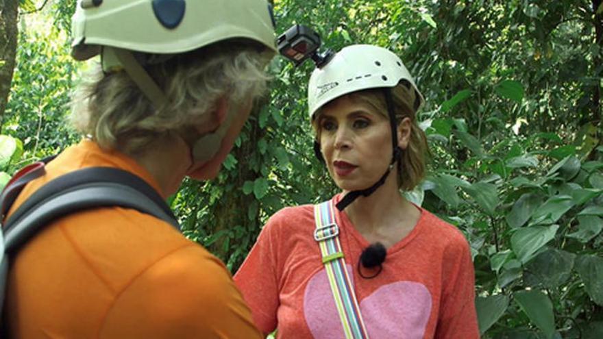 Agatha Ruiz de la Prada confiesa en 'Planeta Calleja' haberle sido infiel a Pedro J. Ramírez