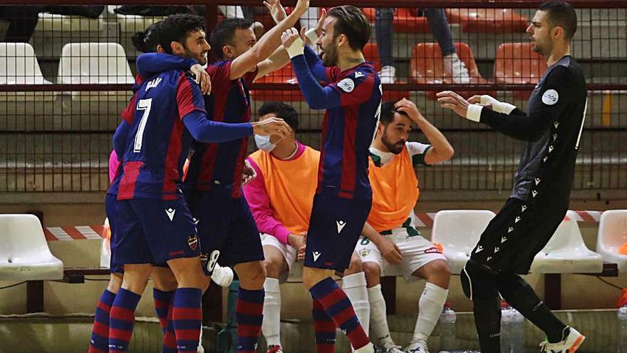 El Levante FS, a la Final Four