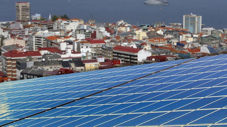 Vigo se abona al sol: suma casi 60 instalaciones fotovoltaicas de particulares