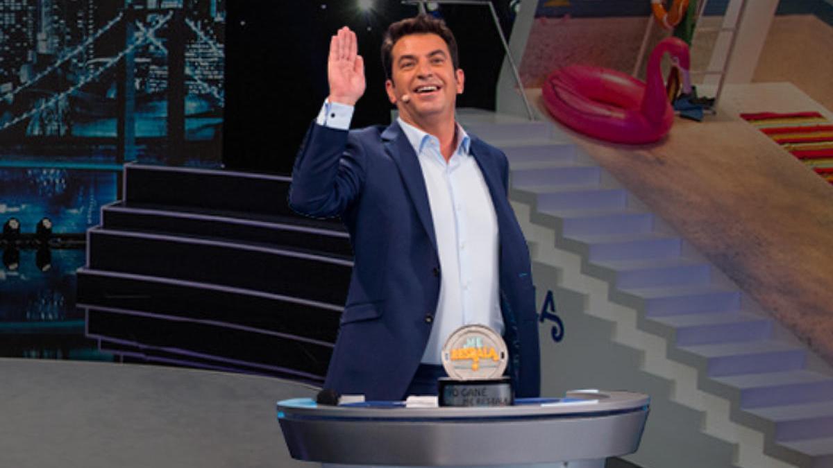 Una imagen de promoción del programa de Antena 3 'Me resbala'.