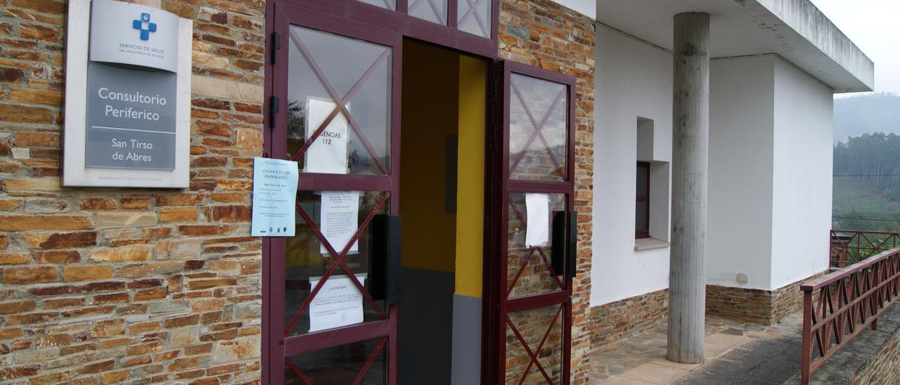 El consultorio de San Tirso de Abres
