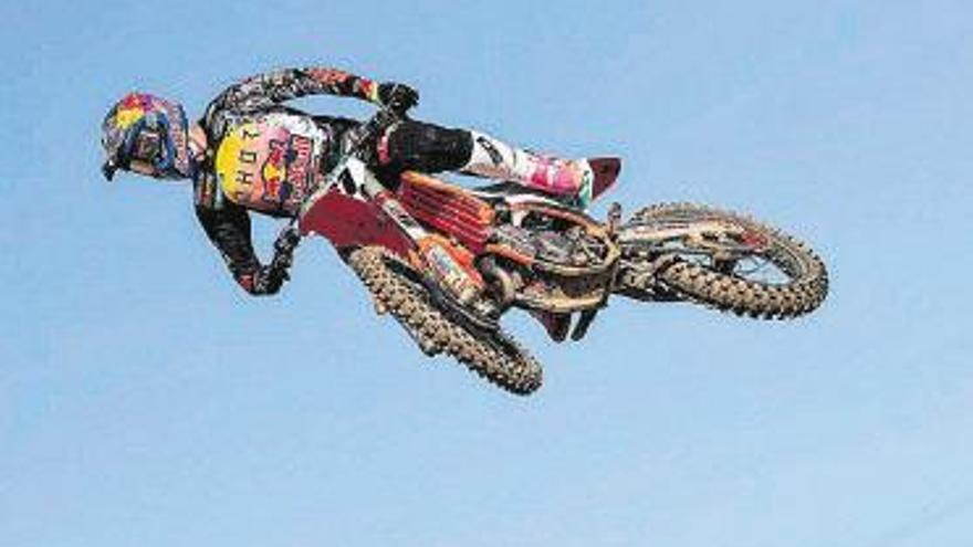 Jorge Prado finaliza tercero en Lommel