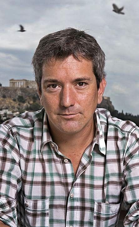 Santiago Roncagliolo.