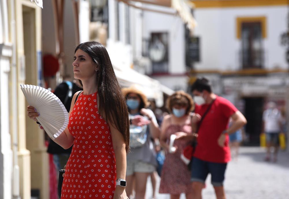 Sábado de calor tórrido en Córdoba