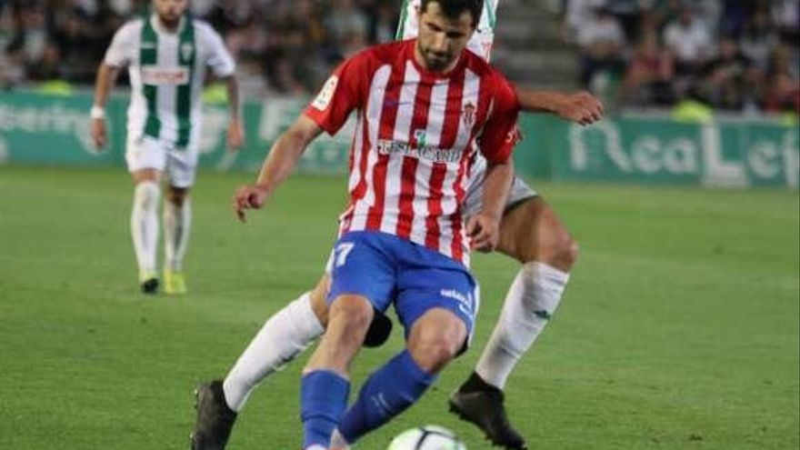 Álex López volvió a jugar de titular tras ocho meses ausente