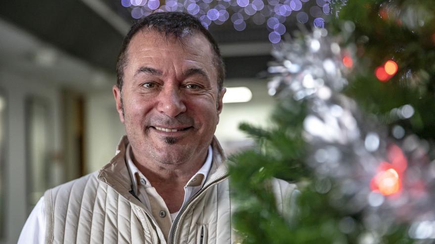 Agustín 'El Casta' dice adiós a su 'CoroNavidad'