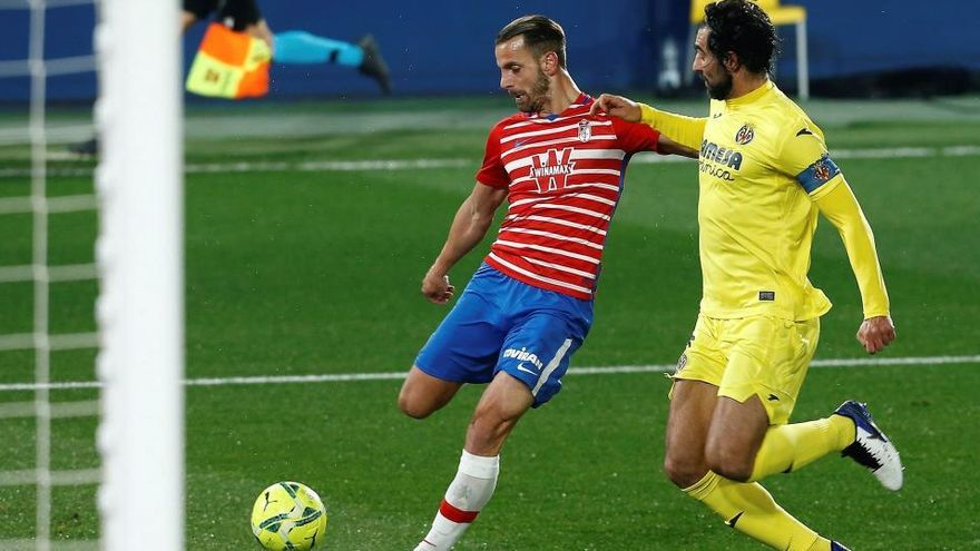 Rui Silva deja sin premio al Villarreal y da un punto al Granada