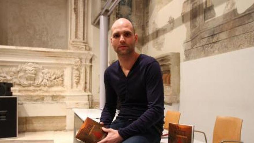 El Museo Etnográfico alberga una charla sobre la situación de Palestina