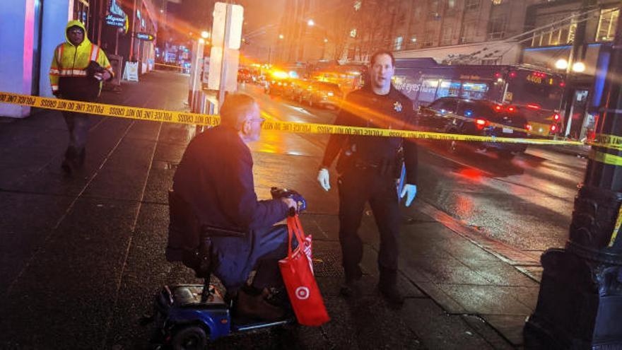 Un muerto y cinco heridos en un nuevo tiroteo en Seattle