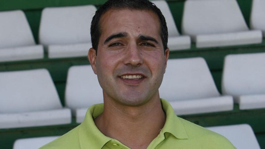 Luis Rueda, nuevo entrenador del Real Avilés