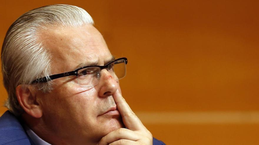 """El expresidente de Panamá Ricardo Martinelli llama """"payaso"""" a Baltasar Garzón"""