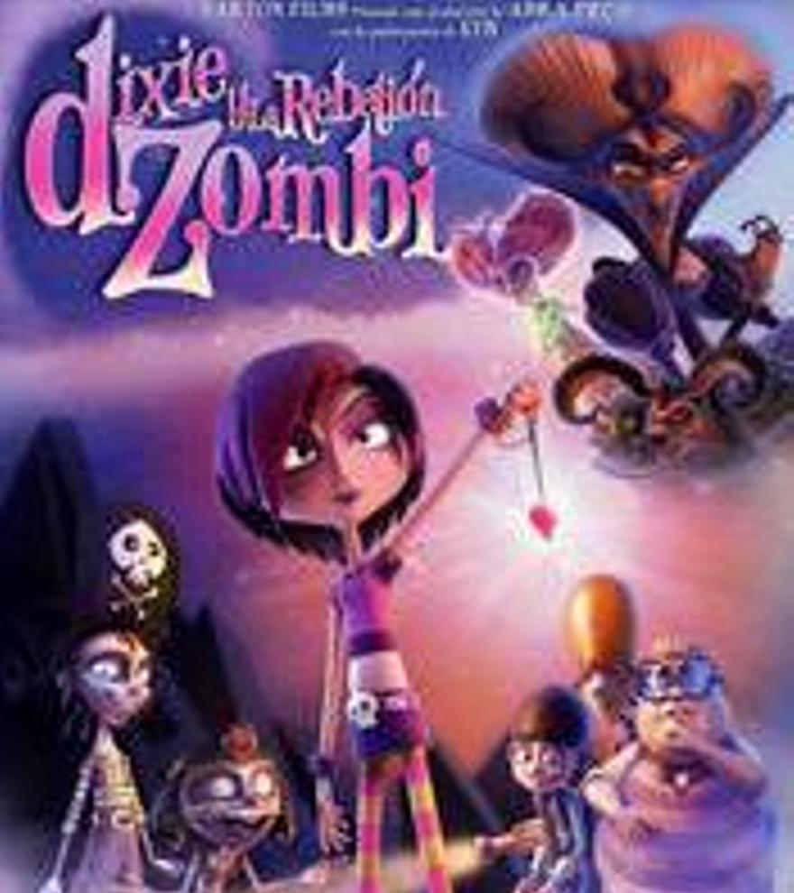 Dixie y la rebelión zombi