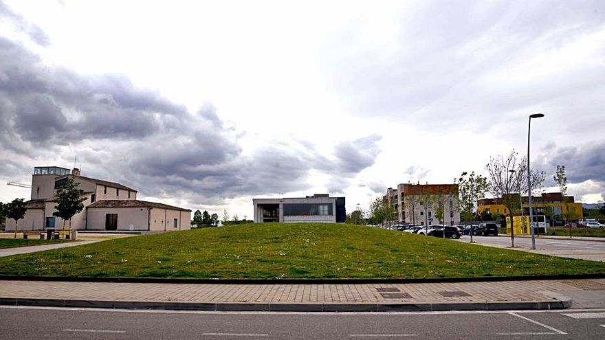 Vilablareix licita la construcció de la futura biblioteca i sala polivalent