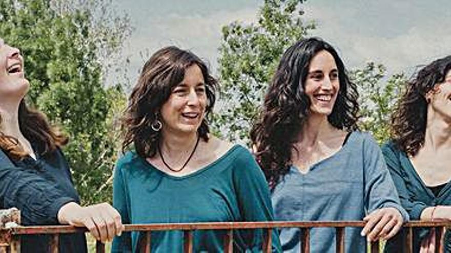 El quartet Alaire presenta el seu EP de debut amb el segell de Cases de la Música