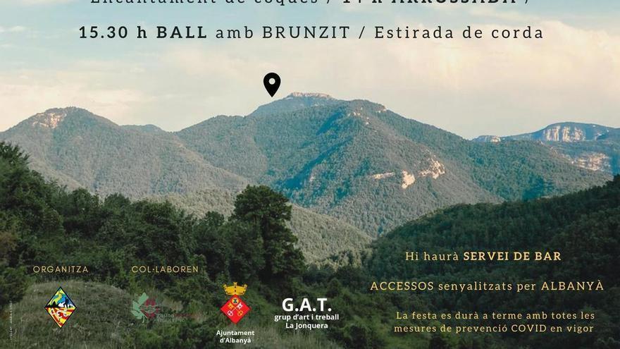 La Festa de Bassegoda del Centre Excursionista Empordanès celebra la 44a edició el 26 de setembre