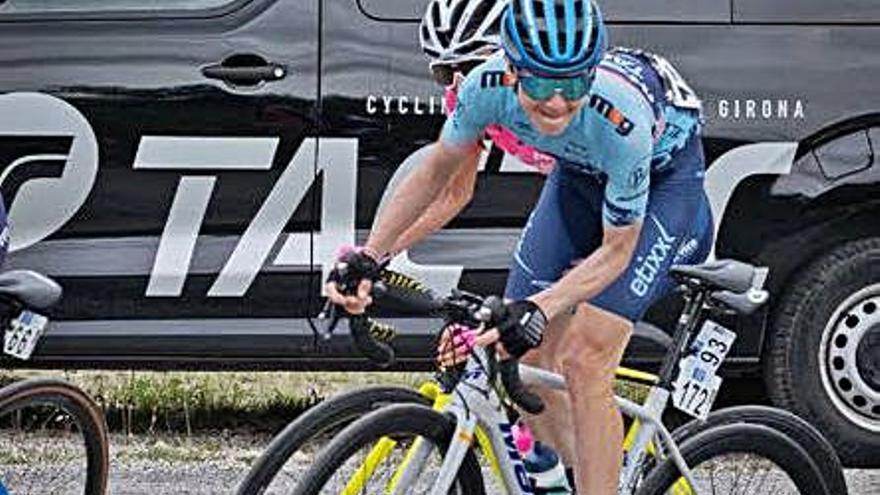 El Massi-Tactic competeix des d'avui i fins diumenge a La Vuelta femenina