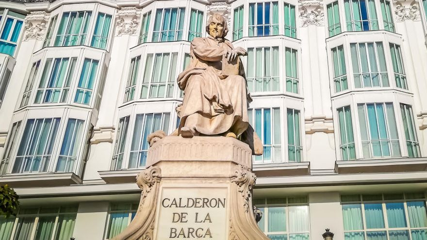 Aparece un cofre con la llave de la arqueta funeraria de Calderón de la Barca