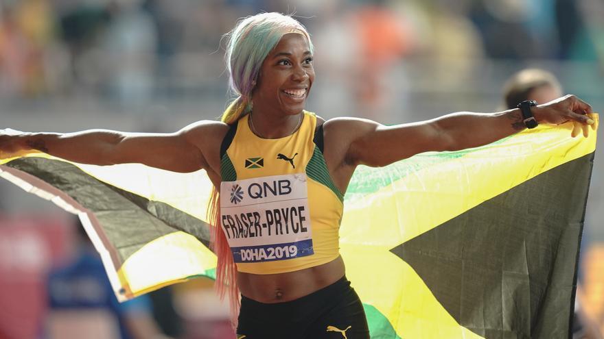 Shelly-Ann Fraser Pryce, la Bolt femenina