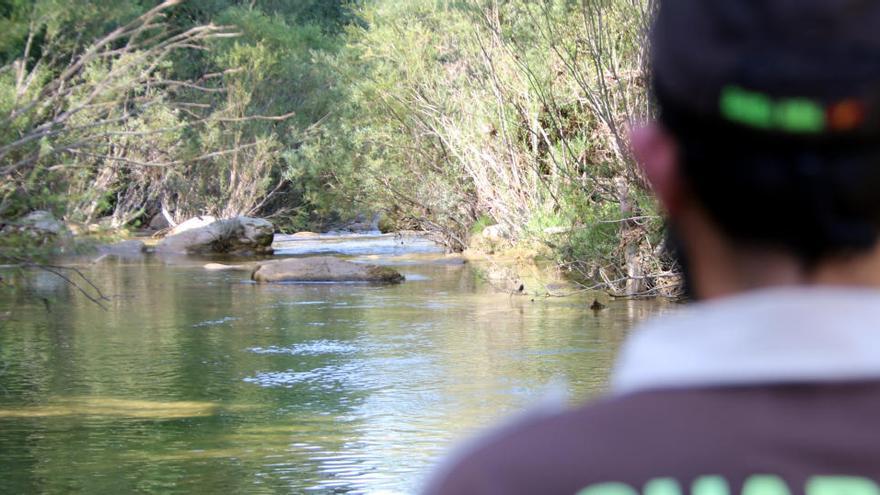 Els ajuntaments i els consells comarcals estudien crear un ens per gestionar la Riera de Merlès