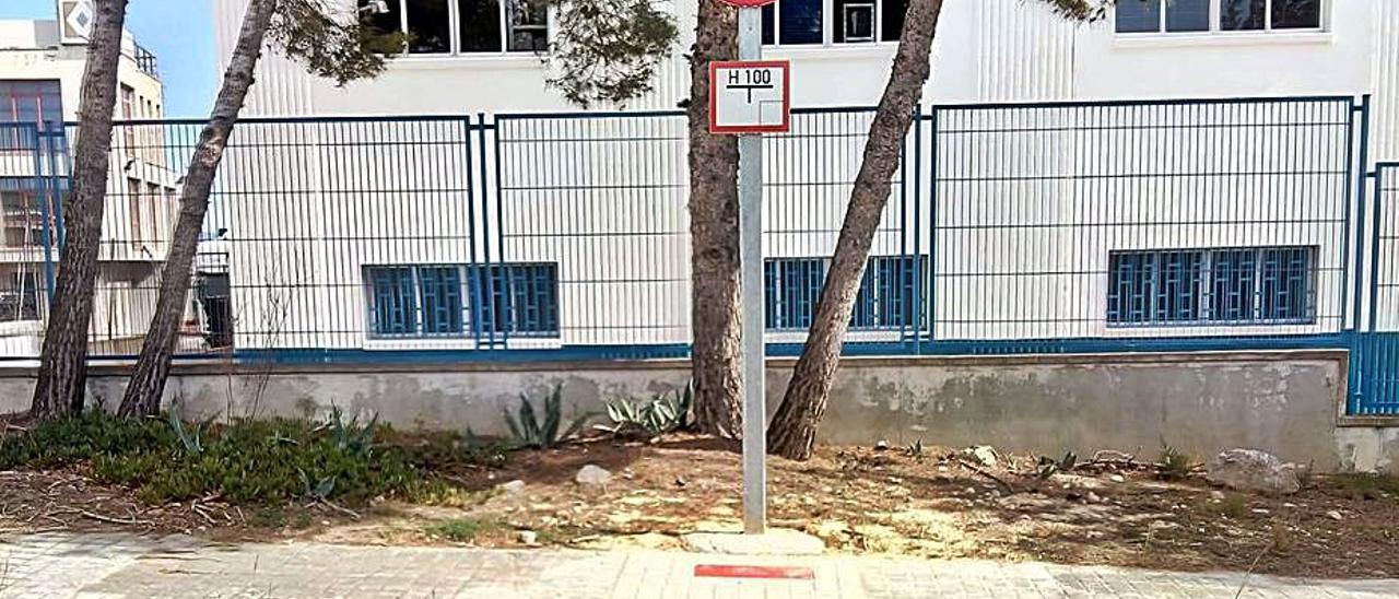 Uno de los hidrantes instalados en Fuente del Jarro. | ASIVALCO