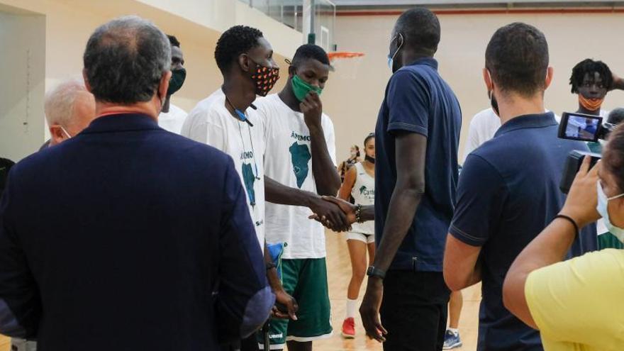 Proyecto deportivo y social de Canterbury School