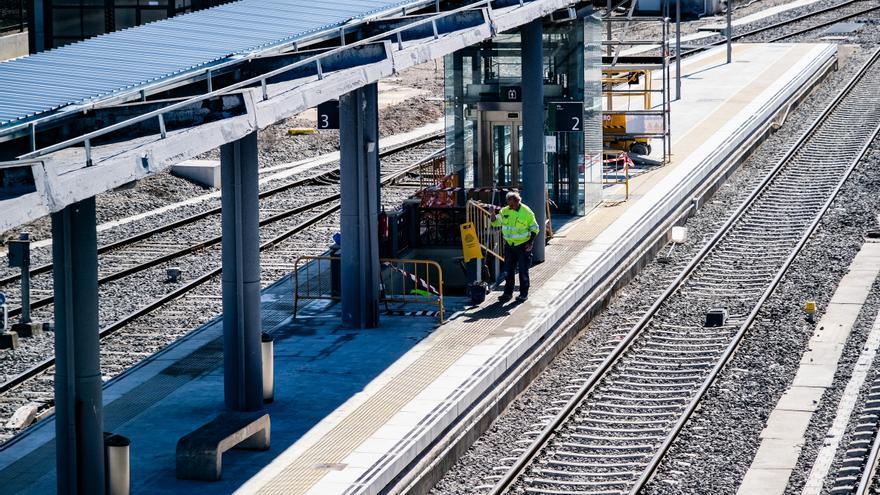 Próximo tren: promesa con destino a 2022