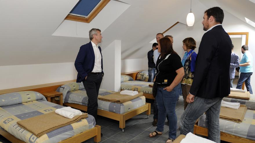 El albergue de Sabucedo encara el verano sin saber si abrirá para recibir a los turistas