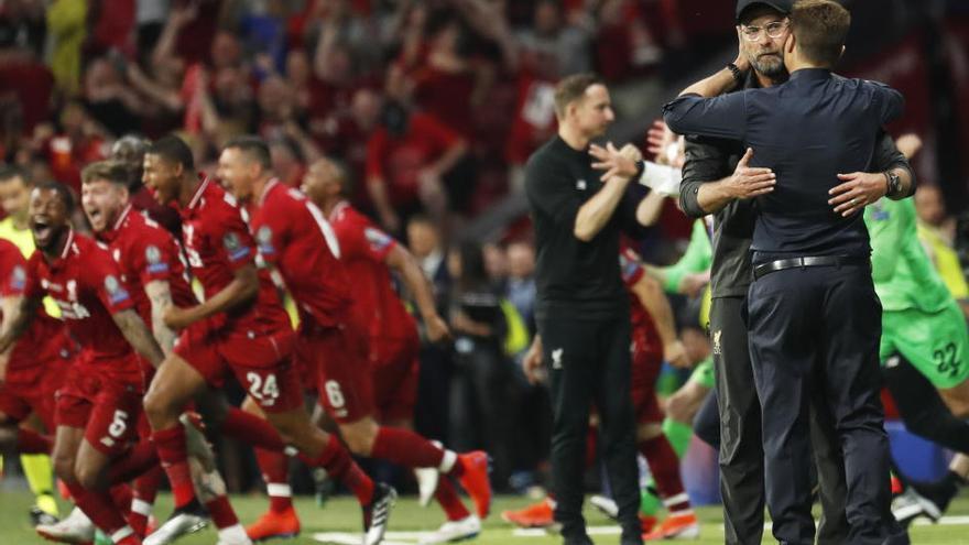 El Liverpool, campeón de Europa por sexta vez