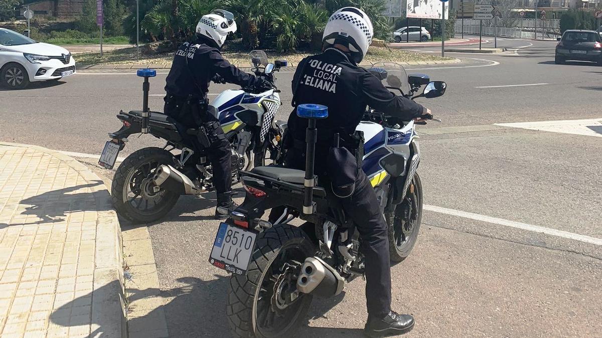 Policía Local de l'Eliana