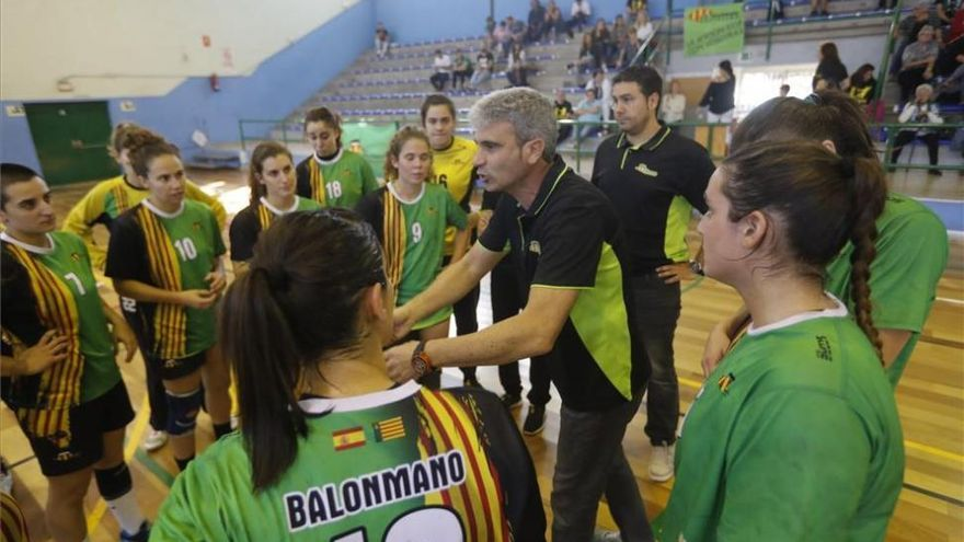 El BM Castellón, contra el Zarautz en la primera eliminatoria para ascender